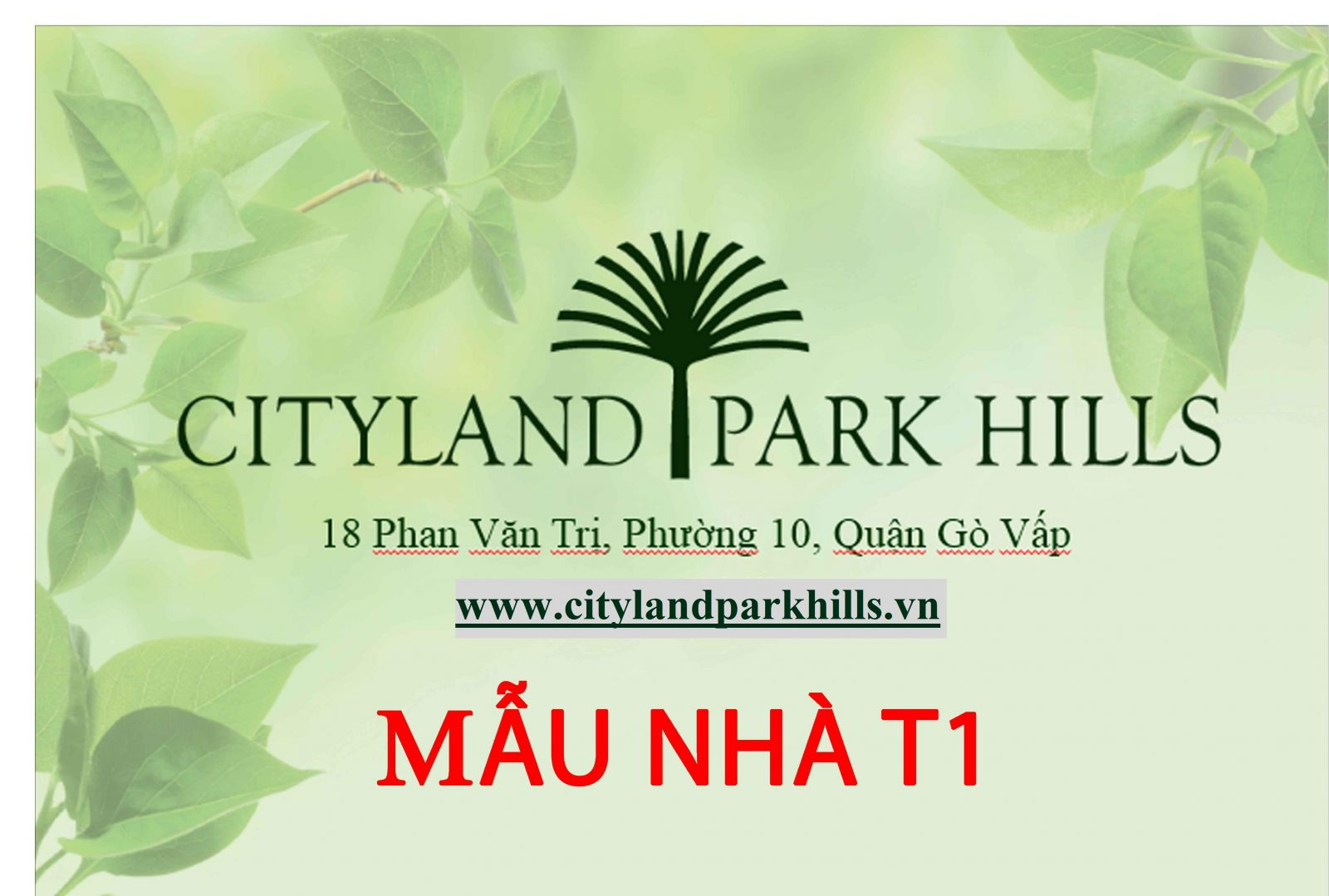 Cityland park hills mau T1
