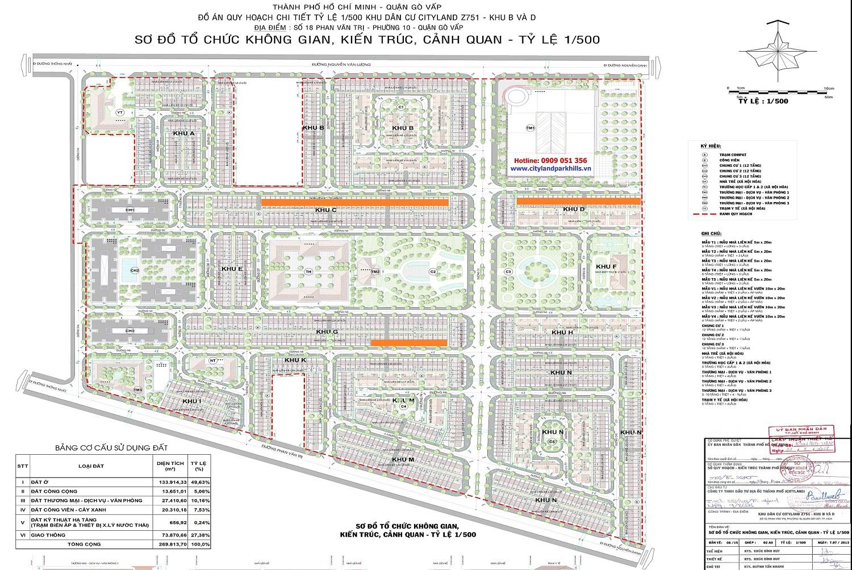 Mở bán đợt 3 dự án cityland park hills gò vấp