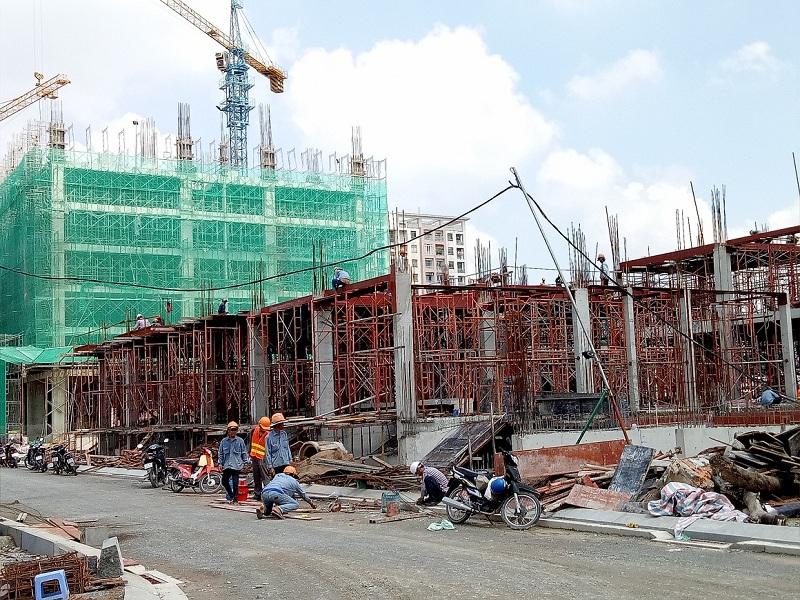 Tiến độ xây dựng dự án Cityland Park Hills