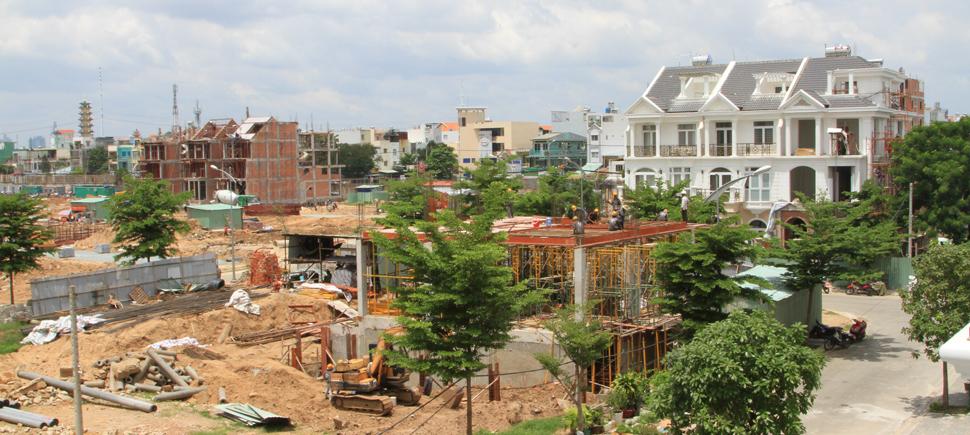 Tiến độ dự án Cityland Garden Hills Gò Vấp