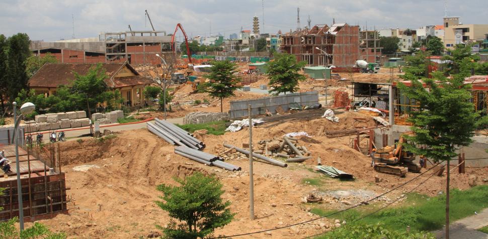 Thực tế dự án Cityland Garden Hills
