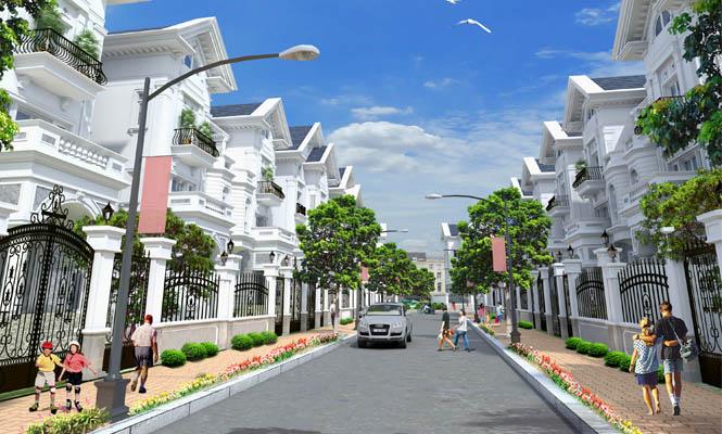 Dự án Cityland Garden Hills gò vấp