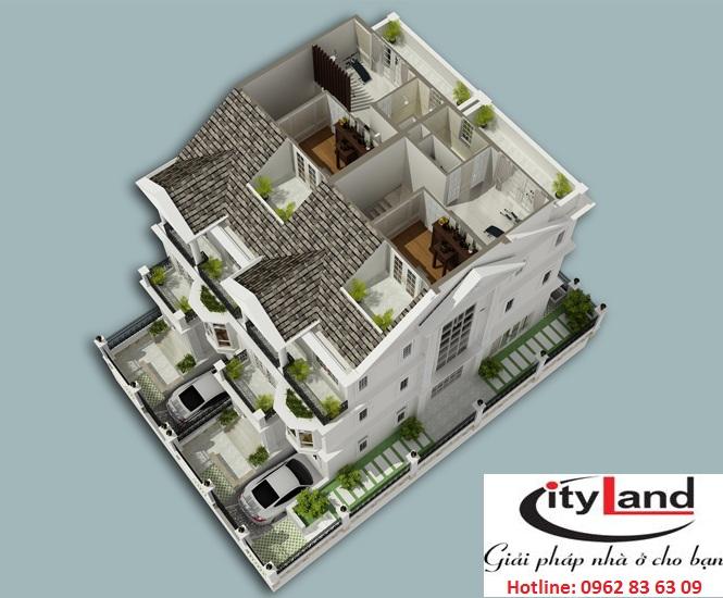 Dự án Cityland Garden Hills